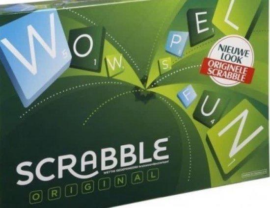 Scrabble Original - Bordspel
