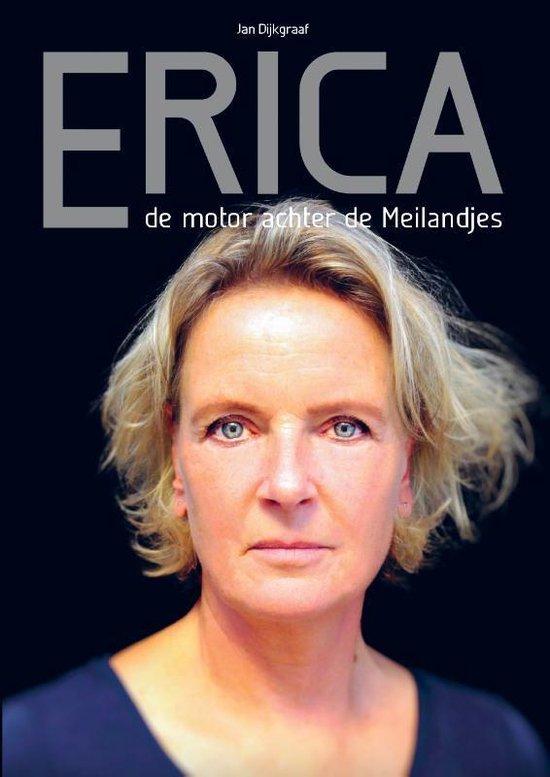 Boek cover Erica van Jan Dijkgraaf (Paperback)