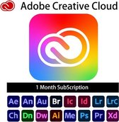 Adobe Creative Cloud All Apps 1 maand