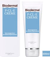 Biodermal P-CL-E Creme - Dagcreme - en nachtcrème met glycerine - ondersteunt natuurlijk herstel van de droge huid - 100ml