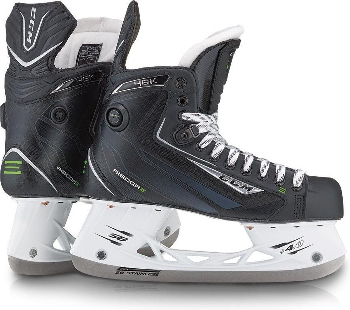 CCM ijshockeyschaatsen Ribcor 46K Pump Maat 41