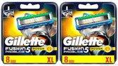 Gillette Fusion Proglide Power - 16 stuks - Scheermesjes
