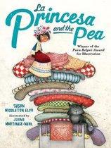 Omslag La Princesa and the Pea