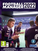 Football Manager 22 - PC (Code in Box)