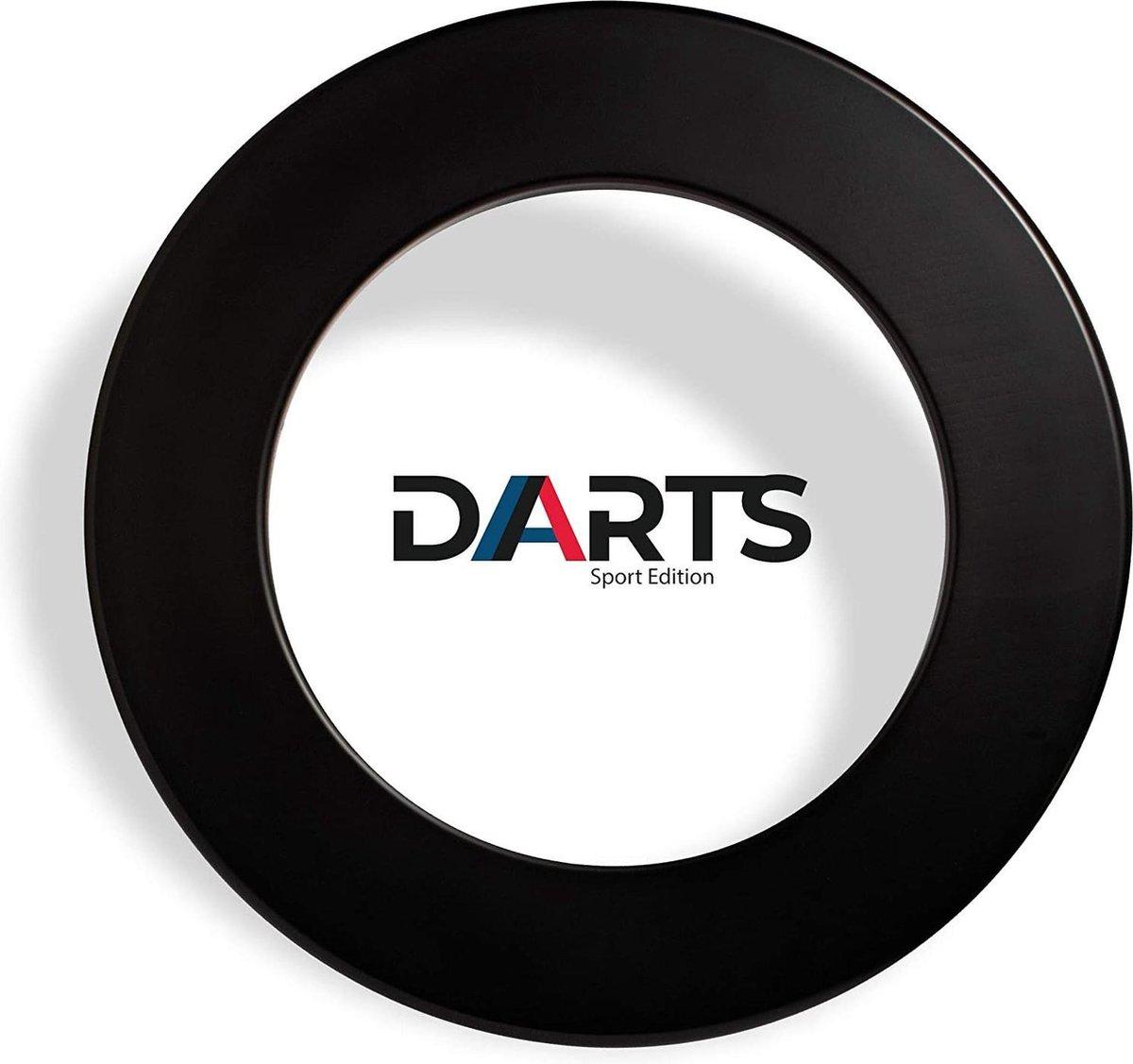 Dartbord Surround Ring - Zinaps Dartboard Surround Black-(wk 02127)