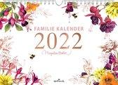 Hallmark - Marjolein Bastin Familie Planner 2022 - Roze