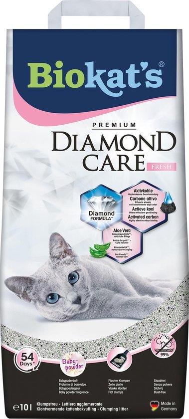 Biokat's Diamond Care Fresh 10 L