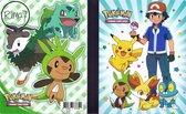 Pokémon Verzamelmap - Voor 240 kaarten - Verzamelalbum -  A5 Formaat - Flexibele kaft