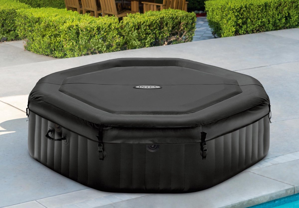 Intex Purespa Jet And Bubble Deluxe Jacuzzi 6-persoons 218 Cm-s