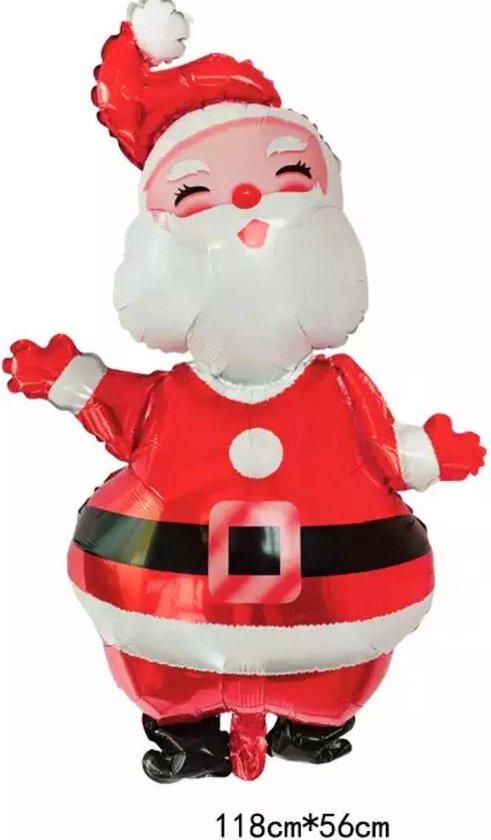 Kerstballonnen Kerstfeest Decoratie Ballonnen Santa Claus Kerstmis Elk Sneeuwpop  Decoratie Ballonnen