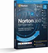 Norton 360 for Gamers 50GB - 1 Gebruiker/3 Devices - 12 Maanden