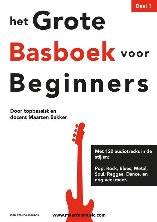 Het Grote Basboek voor Beginners