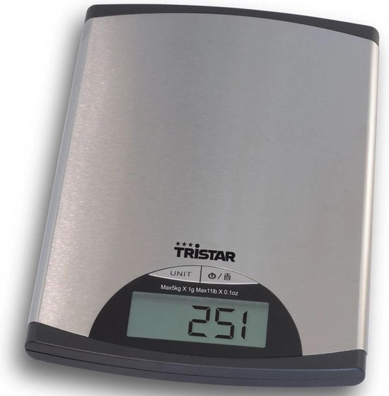 Tristar Keukenweegschaal KW-2435 - Tristar