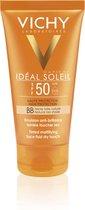 Vichy Idéal Soleil BB Dry Touch Zonnebrand crème SPF 50
