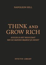Boekomslag van 'Invictus Library - Think and Grow Rich'