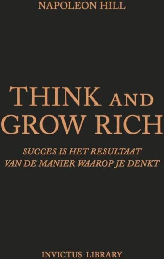 Invictus Library - Think and Grow Rich