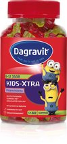 Dagravit Kids-Xtra 6-12 jaar Multivitaminen - 60 gummies