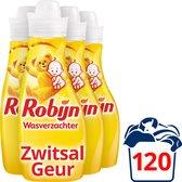 Robijn Wasverzachter Zwitsal 4 x 30 wasbeurten - Voordeelverpakking