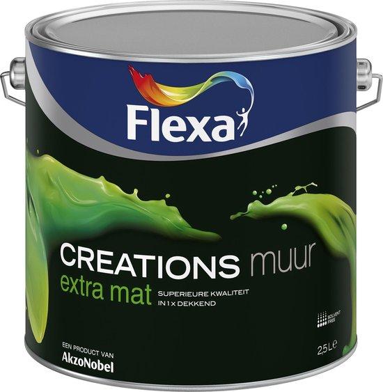 Flexa Creations Muurverf - Extra Mat - Turquoise Holiday - 2,5 liter - Flexa