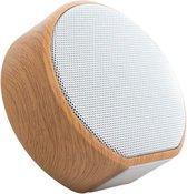 Woodsound bluetooth speaker - speakers - draadloze bluetooth speaker