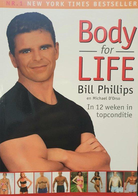 Cover van het boek 'Body for Life'