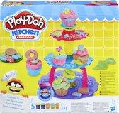 Play-Doh Cupcake Toren - Klei Speelset