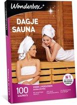 Wonderbox Cadeaubon - Dagje Sauna