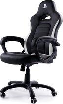 Nacon Officieel gelicenseerde PlayStation Gaming Stoel - Zwart/Wit