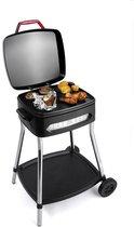 Fritel Elektrische Barbecue en Tafelgrill - 40x36 cm - Zwart