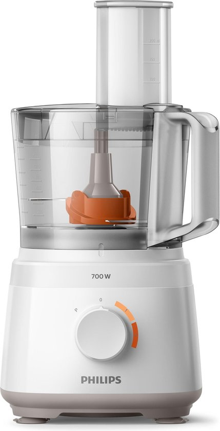 3. Philips Daily HR7320/00 Foodprocessor