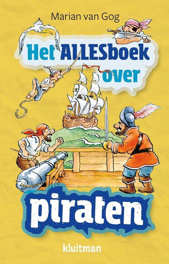 Het Alles boek over - Piraten - Marian van Gog |