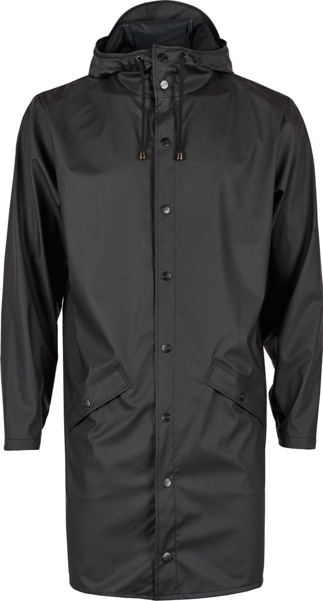 Rains Long Jacket Regenjas - Maat M/L