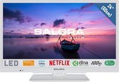 Salora 24HSW6512 - Televisie - LED - HD - 24 Inch - Smart - Netflix - Youtube - Zuinig - A+