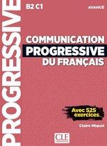 Communication progressive du français - niveau avancé livre + CD audio
