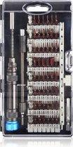Precisie Schroevendraaierset - 60-delig - Magnetisch - Smartphones