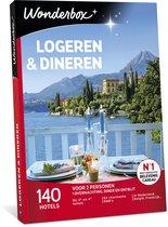 Wonderbox Cadeaubon - Logeren & Dineren