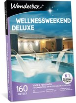 Wonderbox Cadeaubon - Wellness Weekend Deluxe