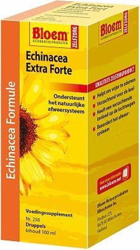 Bloem Echinacea Extra Forte Duo - 2 x 100 ml