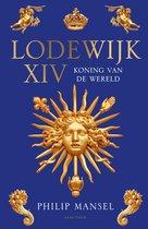 Boek cover Lodewijk XIV van Philip Mansel (Hardcover)