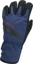 Sealskinz Waterproof All Weather Cycle Glove Fietshandschoenen - Maat M - Blauw/Zwart