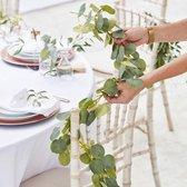 Eucalyptus Slinger | 190 cm | Groen | Botanical Wedding | Ginger Ray | Bruiloft Decoratie