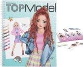 Create Your Top Model Kleurboek
