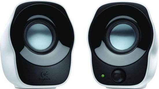 Logitech Z120 - Stereo speakers