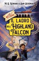 Misteri in treno - 1. Il ladro dell'Highland Falcon