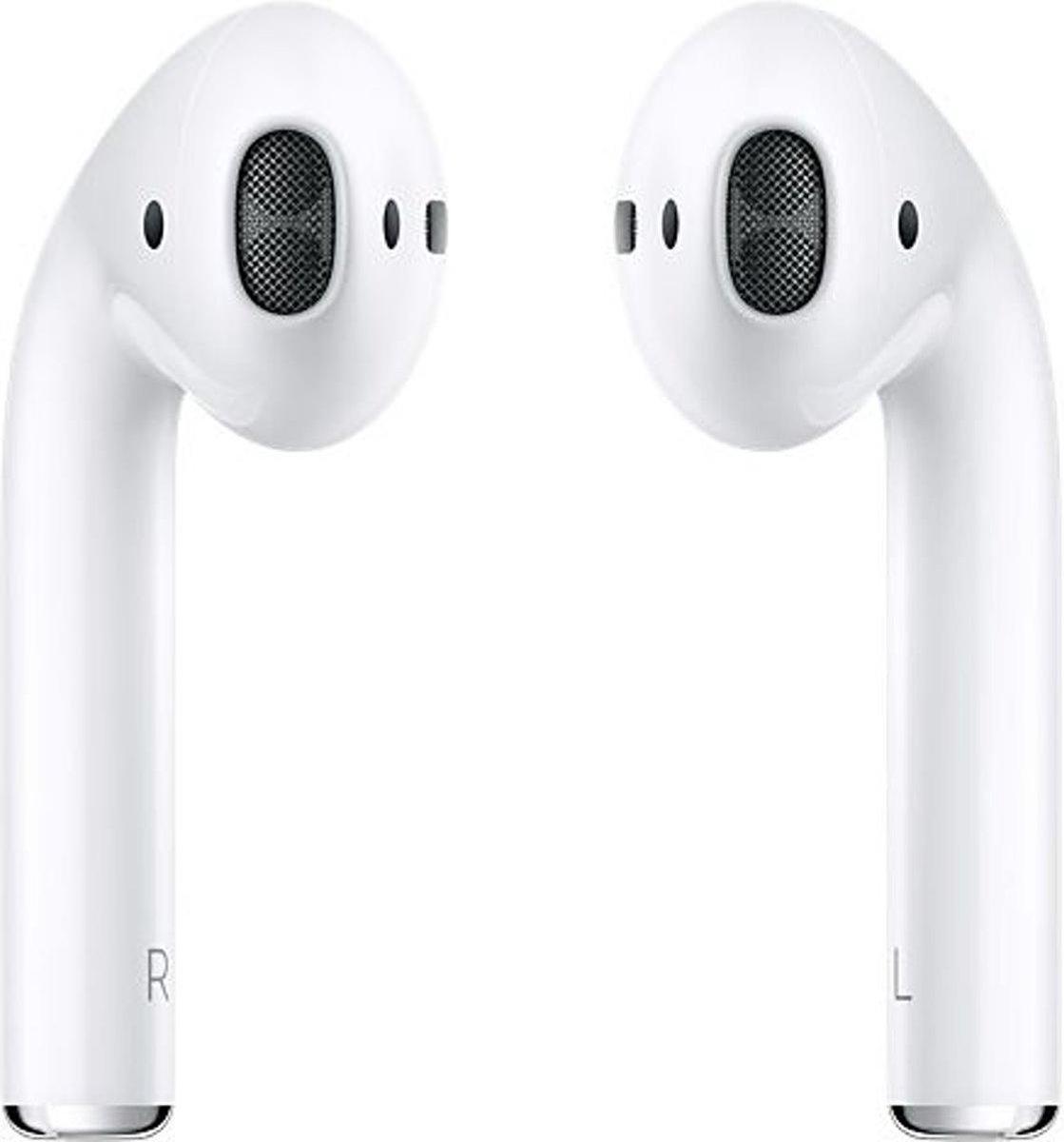 Apple AirPods 2 - Zonder draadloze oplaadcase - Wit - Apple