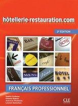 Hôtellerie/Restauration.com livre de l'élève + DVD-ROM + guide