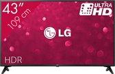 LG 43UM7100PLB - 4K TV