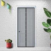 Glasvezel deurhor - 211x102 cm - Grijs