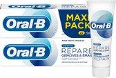 Oral-B Tandvlees & Glazuur Repair Origineel - 2x75 ml - Tandpasta