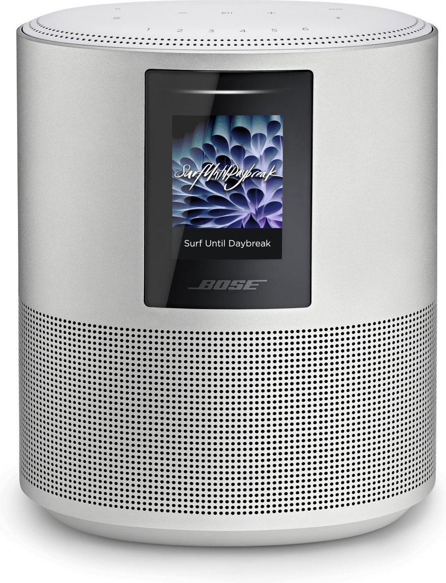Bose Home Speaker 500 – Wifi speaker – Zilver
